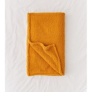 Urban Outfitters fleece blanket